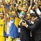 El Maccabi, nuevo campeón de Europa. La novena del Madrid sigue sin llegar.