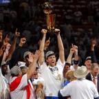 Dirk Nowitzki. Vídeo con sus mejores jugadas en las Finales de 2011.