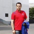 Dimitris Itoudis, nuevo entrenador del CSKA Moscú.