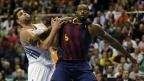 93-98. El Barcelona toma ventaja en la lucha por la liga.