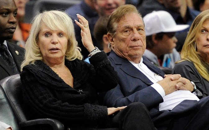 donald-sterling-wife-rochelle-clippers-ftr