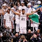 La final de la NBA en datos.