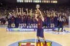 El Barca, nuevo campeón de liga.