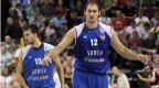 Segunda preselección serbia para el Mundial