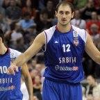 Preselección de Serbia para el Mundial 2014.