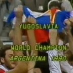Vídeo. Final del Mundial 1990, Yugoslavia-URSS (partido íntegro)