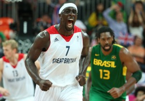 Pops+Mensah+Bonsu+Olympics+Day+4+Basketball+oF35Gr8f5xRl