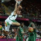 Preselección de Lituania para el Mundial.