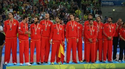 España bronce