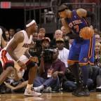 El mercado NBA. Todos pendientes de Melo y Lebron.