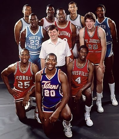 El All-American de 1984