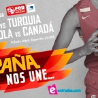 España 77-55 Turquía. Partido muy cómodo ante un rival inexistente.