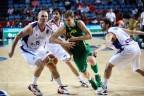 Selección de Lituania para el Mundial.