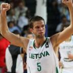 Mantas Kalnietis se pierde el Mundial por lesión.