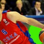 Vladimir Micov, expulsado de la selección serbia.