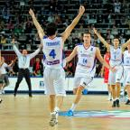 Selección de Serbia para el Mundial.