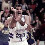 Buckler Bolonia-Real Madrid, Euroliga 1996. Arlauckas, 63 puntos. (Partido íntegro)