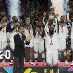 Fin al Mundial con Estados Unidos brillante campeón.