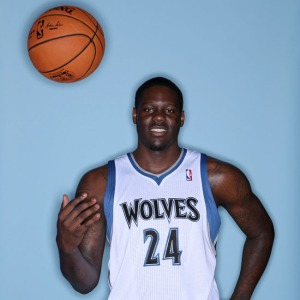 Timberwolves New Players