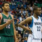 Jabari Parker y Andrew Wiggins, rookies del Mes en la NBA