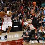 Lowry y Aldridge, jugadores de la semana en la NBA