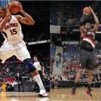 Al Horford y LaMarcus Aldridge, jugadores de la semana en la NBA