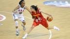 Ángela Salvadores, Mejor Jugadora Joven de 2014 para FIBA Europa
