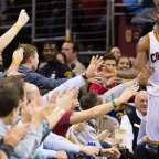 Kyrie Irving hace 55 puntos contra los Blazers (vídeo)