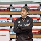 Luis Casimiro, nuevo técnico del Baloncesto Sevilla