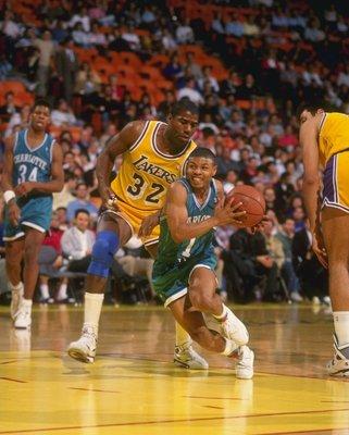 Hornets V Lakers
