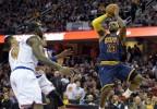 LeBron, en la carrera por ser el máximo anotador de la historia de la NBA