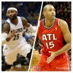 Al Horford y Mo Williams, Jugadores de la Semana en la NBA