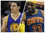 LeBron y Klay Thompson, Jugadores de la Semana en la NBA