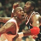 ¿Sabías que…? Jordan pudo haber jugado junto a Olajuwon y Drexler en los Rockets