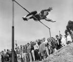 ¿Sabías que…? Bill Russell y el récord del mundo de salto de altura