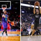 Kemba Walker y Klay Thompson, jugadores de la semana en la NBA