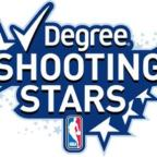 Los participantes en el Shooting Stars del All-Star 2015