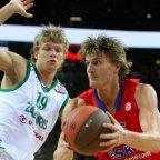 Kirilenko vuelve al CSKA
