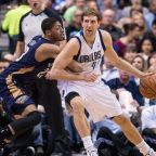Dirk Nowitzki sustituye a Anthony Davis en el All Star