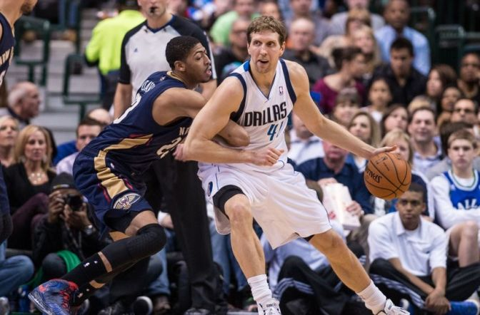 dirk-nowitzki-anthony-davis-nba-new-orleans-pelicans-dallas-mavericks1-850x560