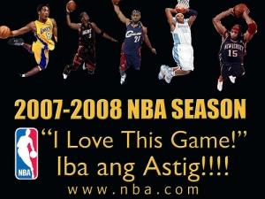 Anuncio NBA