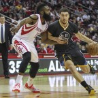 Klay Thompson y James Harden, titulares en el All-Star