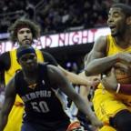 Kyrie Irving y Zach Randolph, jugadores de la semana en la NBA