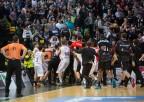 Comunicados oficiales de Bilbao Basket y Baskonia tras las sanciones de Miribilla