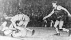 ¿Sabías que…? La regla de los tres segundos en la zona. Los Wildcats en el Madison, 1935