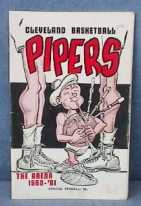 cleveland pipers program