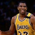9 de enero de 1990. 24 puntos y 24 asistencias de Magic Johnson
