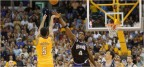 Finales de Conferencia 2002 Lakers vs Kings, cuarto partido