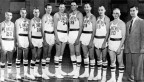 NBA Finals 1954. Minneapolis Lakers vs. Syracuse Nationals