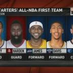 Marc Gasol, en el mejor equipo de la NBA. Pau, en el segundo
